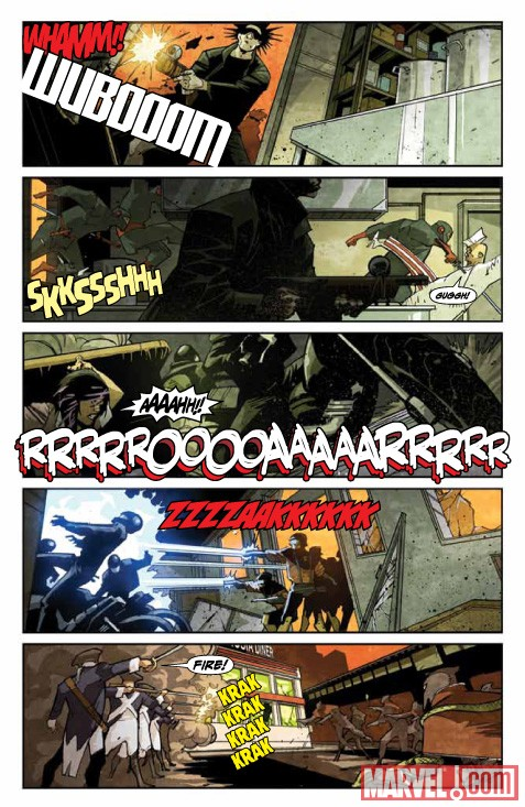 TASKMASTER #1 preview art by Jefte Palo 3