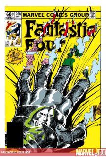 Fantastic Four Visionaries: John Byrne Vol. 4 (Trade Paperback)