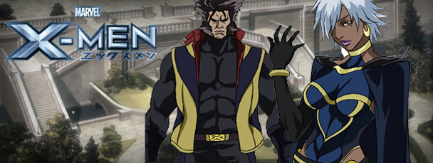 X Men Anime Characters : First look men anime character art news marvel