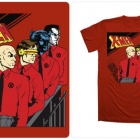 X-Men Werk t-shirt from Mighty Fine Tees