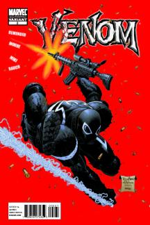 Venom (2011) #2 (2nd Printing Variant)