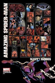 Amazing Spider-Man #648  (2ND PRINTING VARIANT)