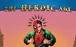Amazing Spider-Man (1999) #633, Heroic Age Variant