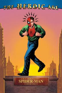 Amazing Spider-Man #633  (HEROIC AGE VARIANT)