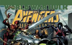 Avengers: The Initiative (2007) #5