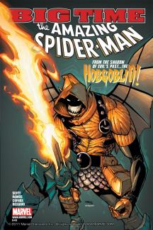 Amazing Spider-Man #649