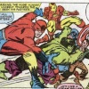 Hulk vs The Avengers by Jack Kirby