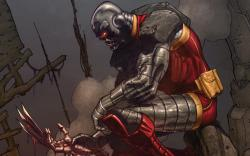 The Father Files: Deathlok &amp; Deathstrike