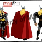 Thor's new costume from Season 2 of The Avengers: Earth's Mightiest Heroes!