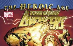 New Avengers (2010) #2