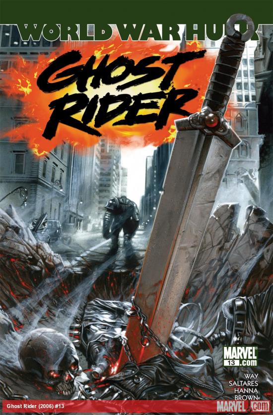 Ghost Rider (2006) #13