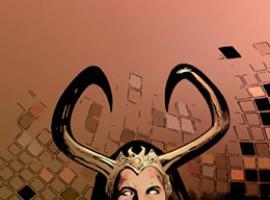 Loki by Olivier Coipel
