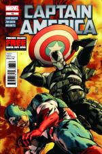 Captain America #13 cover