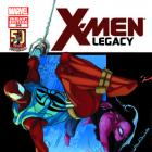 X-MEN LEGACY 268 ASM IN MOTION FERRY VARIANT (AVX, 1 FOR 25)