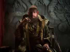 Ben Kingsley stars as the Mandarin in Iron Man 3