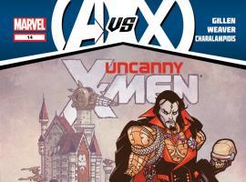 Uncanny X-Men (2011) #14
