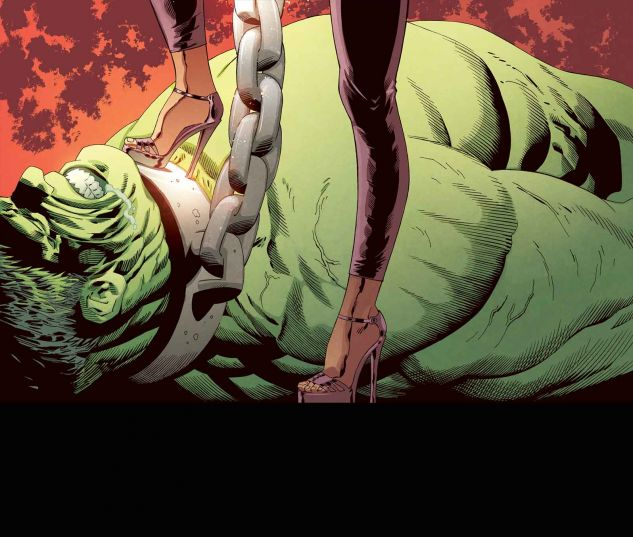 Marvel Knights: Hulk (2013) #3 Cover