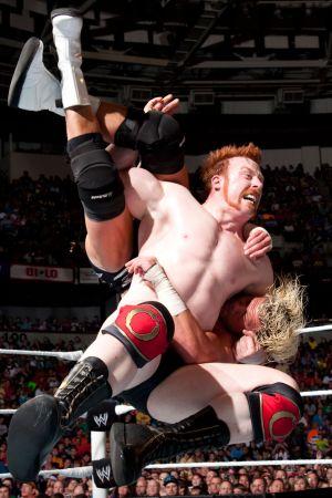 Sheamus (photo courtesy of WWE)