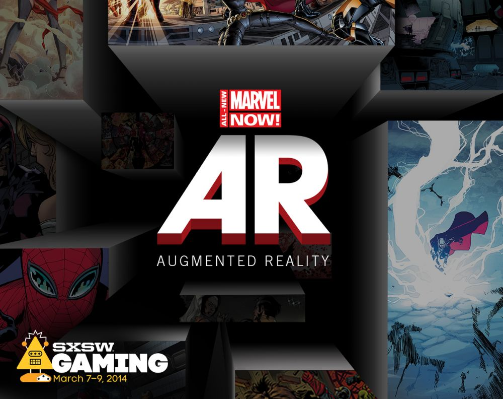 SXSW 2014: Experience the Upgraded Marvel AR
