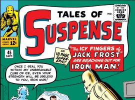 Tales of Suspense (1959) #45 Cover