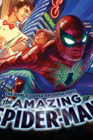 The Amazing Spider-Man (2017 - Present) thumbnail