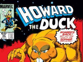 Howard the Duck #32