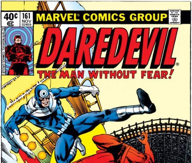 DAREDEVIL #161 COVER