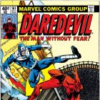DAREDEVIL #161 COVER