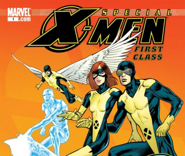 X-MEN: FIRST CLASS SPECIAL #1