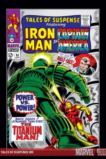 Tales of Suspense (1959) #93