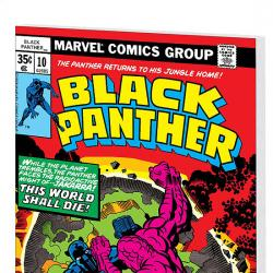Black Panther by Jack Kirby Vol. 2 (2006)