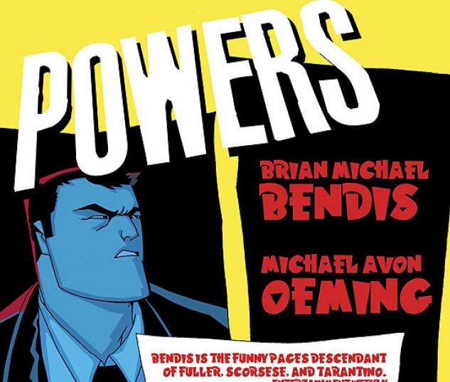 POWERS (2005) #8 COVER