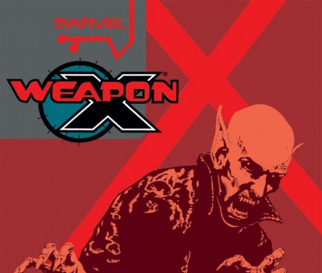 Weapon X: The Draft - Wild Child #1