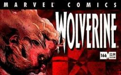 WOLVERINE #166 cover