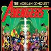 AVENGERS: THE MORGAN CONQUEST trade paperback cover by George Perez