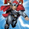 THOR BY J. MICHAEL STRACZYNSKI OMNIBUS HC cover by Olivier Coipel