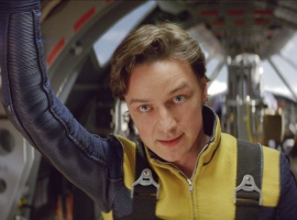 James McAvoy stars as Charles Xavier in X-Men: First Class