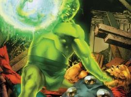 Radioactive Man vs Thor by Jay Anacleto