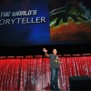 Marvel CCO Joe Quesada at D23 2011
