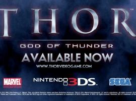Thor: God of Thunder Nintendo DS Trailer