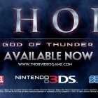 Thor: God of Thunder Available for Nintendo 3DS