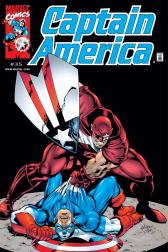 Captain America #35 