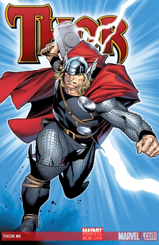 Thor (2007) #6