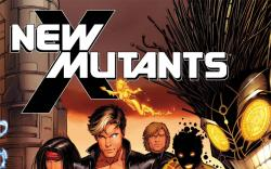 New Mutants (2010) #33, Keown Variant