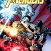 Avengers (2010) #26 cover by Walter Simonson