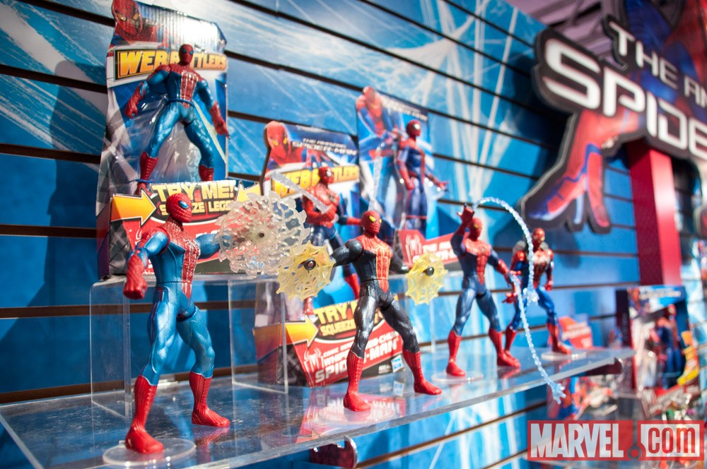 Hasbro The Amazing Spider-Man Web Battlers