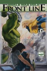 World War Hulk: Front Line #5 