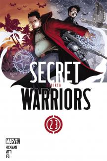 Secret Warriors #23