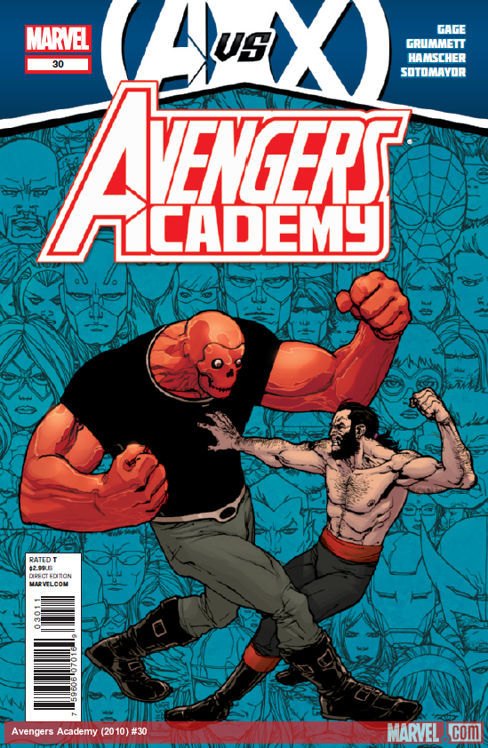Avengers Academy