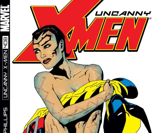 Uncanny X-Men #408
